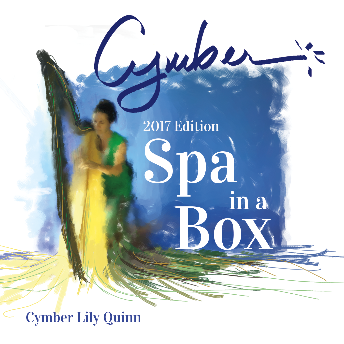 Spa in a Box | Harp Music from Cymber