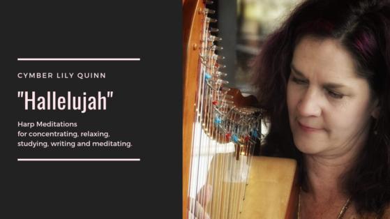 Hallelujah Cymber Lily Quinn, Hilo Hawaii Harpist